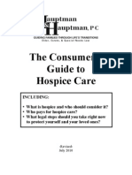 Hospice Care Guide