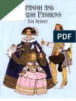 Spanish and Moorish Fashions