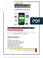 Manual Do Celular Hiphone Pomp M8 - MP12
