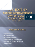 Exit 4 Power Point