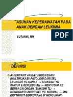 Askep Leukemia
