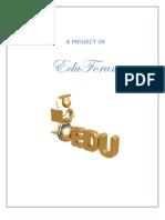 EduForum Documentation