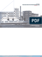 Draft Downtown River Front Redevt Plan