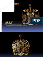 Usat Commencement 2011 (Stickers)
