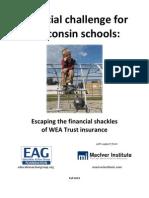 Wisconsin Public Union Employees Health Insurance Report-Corruption