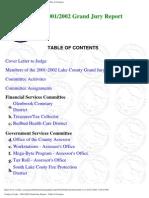 2001-02 Lake County Grand Jury Final Report
