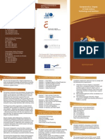 Sefotech2010 Leaflet