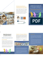 RWJ Pediatric Express Brochure