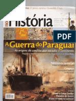 GUERRA DO PARAGUAI_ Revista Nossa História