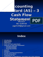 AS-3 CASH FLOW