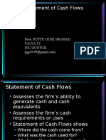 CASH FLOW -one