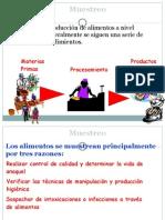 El Muestreo Editado-cmfs 2011