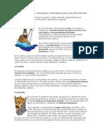 Analisis Semantico de Obras Narrativas