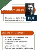 El  modelo Weberiano.09
