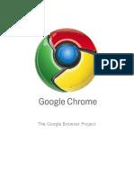 Google Chrome Comic Book