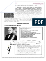 Republica Liberal 1861 -1891 Sextos