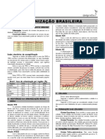 05-Urbanizao No Brasil