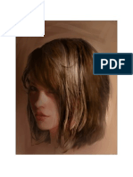 Tutorials] Photoshop - Painting Realistic Hair