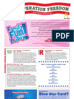Blue Star Card Newsletter June 2011