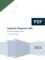 LAPORAN Windows Server-satrio