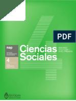 Ciencias Sociales 2º ciclo de la EGB. Nivel Primaria