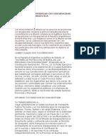 Derechos de Las Personas Con ad en La Republica Argentina
