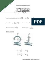 Formulas Resortes