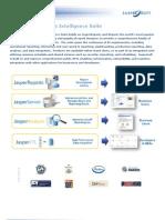 Jasper Soft Business Intelligence Suite Ds
