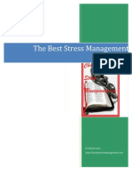 The Best Stress Management Therapist