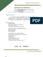 Manual Completo de Programacion de Sistemas I