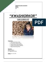 Kwashiorkor INFORME!