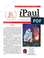 iPaul no.10 - Saint Paul Scholasticate Newsletter