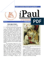 iPaul no. 9 - Saint Paul Scholasticate Newsletter