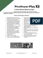 PicoKeyer Plus 080501