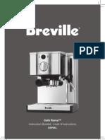 Breville ESP8XL Manual