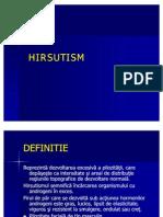 Hirsutism