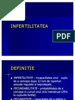 infertilitatea
