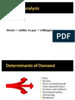 Deamnd and Supply 14-3-2011
