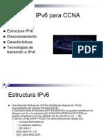 Resumen IPv6 Para CCNA