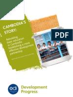 ODI - Cambodia Education - Summary Case Study