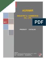 Agrimir Catalog 3