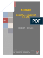 Agrimir Agricultural machines,