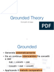 Grounded Theory con Atlas.ti (2011)