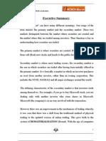 Final Report on Demat Priya