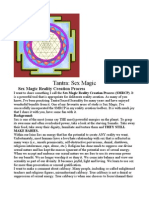 (eBook - English) Tantra - Sex Magic Reality Creation Process