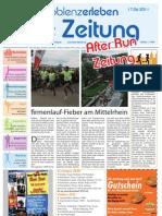 MünzAfterRun Zeitung