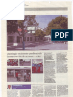 Reportaje CEIP Tomasa Pinilla en Diario de Jerez 24-05-2005