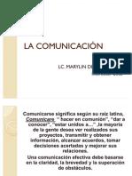 La Comunicacin en La Empresa