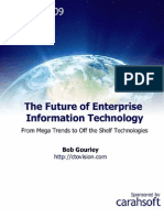 The Future of Enterprise Information Technology