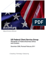 Accenture StdsofFedBusEthicsandConduct FINAL Feb2011v2